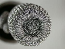 100 % original WW2 German Kriegsmarine Officer Silver Portepee Knot