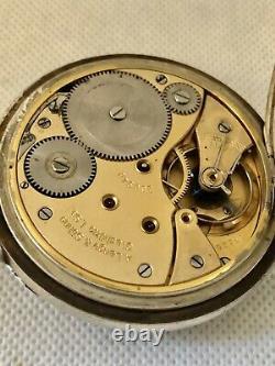 A. Lange & Sohne Wwii Kriegsmarine U-boat German Navigation Military Pocket Watch