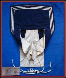 Authentic Wwii Ww2 German Navy Kriegsmarine Sailor Soldier Full Uniform Set
