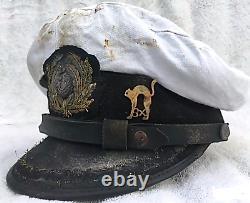 Casquette U-Boot Kriegsmarine Allemande WW2 German Kriegsmarine U-Boat Cap WWII