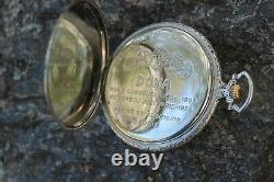 DOXA GERMAN WW2 U-BOAT U-1007 31. FLOTILLA KRIEGSMARINE 50 mm Pocket Watch