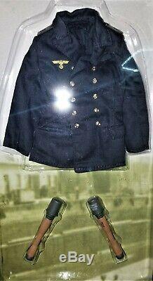 Dragon 1/6 Scale Wwii German Kriegsmarine Warrant Officer Georg Bruckner 70195