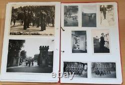 Fantastic Original WW2 German Kriegsmarine Photo Album/Folder 197 photos 1941-2