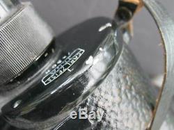 GERMAN CARL ZEISS WWII KRIEGSMARINE BINOCULARS 7X50 H (blc). U BOAT