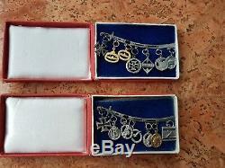 German Germany post 1957 Medal Badge Pin bar Kriegsmarine Luftwaffe set WW1 WW2