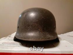 German Helmet WW2 Kriegsmarine ET 66 Sngle Decal