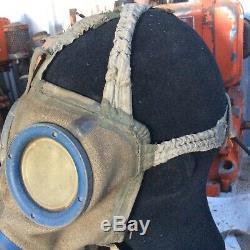 German ww2 Gas mask Kriegsmarine