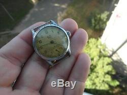 KRIEGSMARINE K. M 720 (FESTA) German Navy WWII watch works