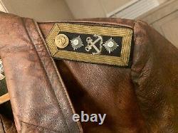 Kriegsmarine German Ww2 Coat