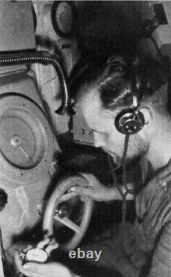 OLD GERMAN KRIEGSMARINE U-BOAT UJ-Boat Torpedo Timer STOPWATCH USED WW1 & WW2