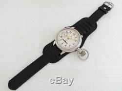Omega U-Boot Kriegsmarine German Navy WWII Vintage 1939-1945 Swiss Men's Watch