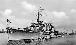 Original German Ww2 Kriegsmarine U-boat Anchor, 1935-1945