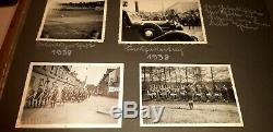 Original WW2 GERMAN SOLDIER Personal Photo Album H. J. Kriegsmarine SS R. A. D