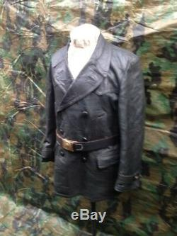 Original Ww2 German Kriegsmarine U-boat Leather Jacket