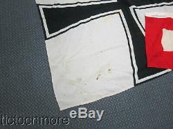 Original Wwii German Navy Kriegsmarine General Admirals On Board & Signal Flag