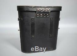 RARE Vintage WWII German 7x50 Kriegsmarine Gas Mask Binoculars BLC Zeiss U-Boat