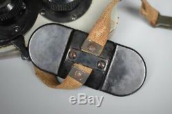 RARE Vintage WWII German blc Zeiss 12x60 Kriegsmarine Rangefinder Binoculars WW2