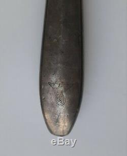 RARE WW2 German Kriegsmarine Rostfrei Mess Hall Knife WWII Navy Wehrmacht Army