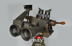 RARE WWII German 10x80 Kriegsmarine Naval Binoculars WW2 EUG Zeiss BLC Fernglas