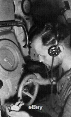 RARE WWII German Navy Kriegsmarine U-boat Torpedo Timer Stop Watch Hanhart