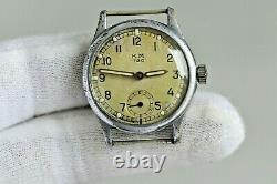 Rare 1940s K. M. Festa 720 WW2 German Navy Kriegsmarine Watch