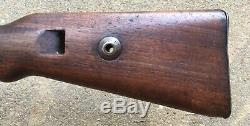 Rare WW2 German Kriegsmarine ERMA K98 Mauser Stock Bolt WaA280 K98K AX 27