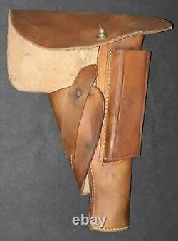 Star Authentic Model B Ww2 German Army & Kriegsmarine Issue Holster