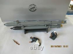 Thomas Gunn Miniatures Set KW005 WW2 German Marder Mini Submarine Kriegsmarine