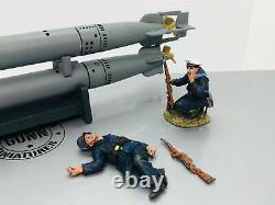 Thomas Gunn Ww2 Germans Km005 Kriegsmarine Marder Submarine Set Mib