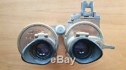 UDF 7x50 Carl Zeiss BLC U-Boat German Deutsche Kriegsmarine WWII Binoculars