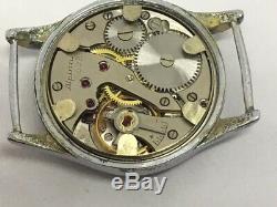 Ultra Super Rare WWII German ALPINA NAVAL KRIEGSMARINE K M 592 Military Watch