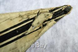 WW1 German Kriegsmarine Imperial flag banner WWII sailor Navy UBOAT ship pennant