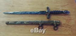 WW2 German Dagger Original Kriegsmarine naval