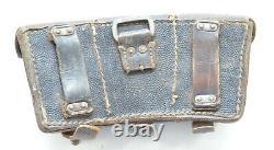 WW2 German K98 ammo Pouch Kriegsmarine K98 Patronentasche