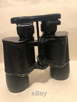 WW2 German Kriegsmarine Flip Top rln Zeiss 7 x 50 Binoculars Outstanding