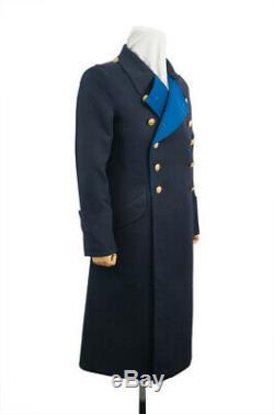 WW2 German Kriegsmarine General Gabardine Greatcoat