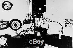 WW2 German Kriegsmarine K&O NAVY U-BOAT SHIP CLOCK PRINZ EUGEN RARE