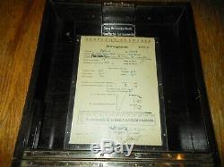 WW2 German Kriegsmarine Navy Navigational Sextant GEORG HECHELMANN RARE