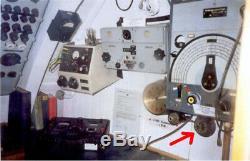 WW2 German Kriegsmarine Navy U-BOAT RADIO ROOM CLOCK #3 NICE