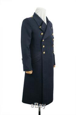 WW2 German Kriegsmarine Officer wool Greatcoat 3XL