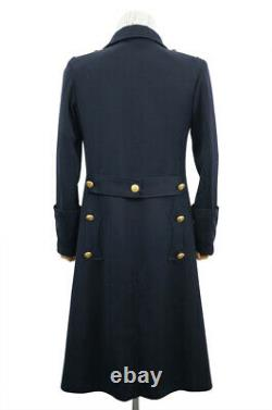 WW2 German Kriegsmarine Officer wool Greatcoat XL