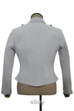 WW2 German Kriegsmarine Officers White Mess Dress and Vest M