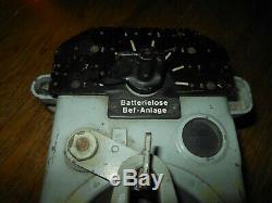 WW2 German Kriegsmarine U-Boat & Battleship SHIPBOARD TELEPHONE VERY NICE