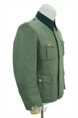 WW2 German Kriegsmarine coastal M36 officer wool service tunic Jacket 3XL