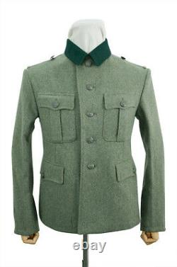 WW2 German M36 Kriegsmarine coastal field wool tunic Feldbluse