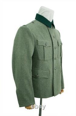 WW2 German M36 Kriegsmarine coastal field wool tunic Feldbluse L