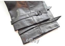 WW2 German Mint Kriegsmarine Or Panzer Protective Jacket & Pants