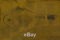 WW2 German Navy Kriegsmarine Mae West Life Vest Dated 1940