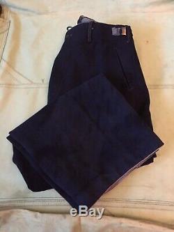 WW2 German Navy Kriegsmarine NCO/Officers trousers