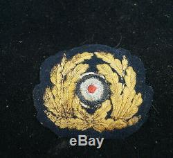 WW2 German Navy Kriegsmarine Officers Cap Cocakde